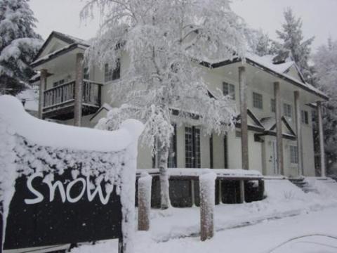 Pension Snow