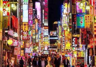 Easy stroll to ShinjukuStation! Center of TOKYO!