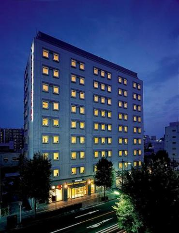 LibraryHotel Sendai Ekimae